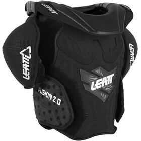 Leatt Fusion 2.0 Protector Vest Junior black